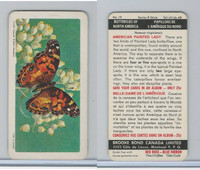 FC34-9 Brook Bond, Butterflies North America, 1965, #19 American Painted Lady