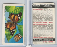 FC34-9 Brook Bond, Butterflies North America, 1965, #25 Snout Butterfly