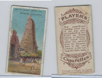 P72-18 Player, British Empire, 1904, #14 Great Gopuram, Madura, India