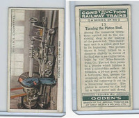O2-140 Ogdens, Construction Trains, 1930, #13 Turning the Piston Rod