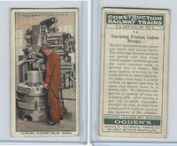 O2-140 Ogdens, Construction Trains, 1930, #14 Turning Piston Valve Rings