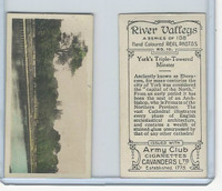 C48-27 Cavanders, River Valleys, 1926, #10 York's Triple Towered Minister