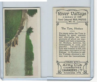 C48-27 Cavanders, River Valleys, 1926, #12 The Tyne, Hexham