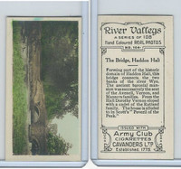 C48-27 Cavanders, River Valleys, 1926, #104 Bridge, Haddon Hall