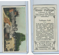 C48-27 Cavanders, River Valleys, 1926, #105 Teddington Lock