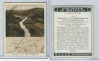 C82-51 Churchman, Holidays In Britain, 1937, #19 Symonds Yat, Herefordshire