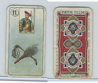 C18-13a Carreras, Fortune Telling (small), 1926, #11 Torch