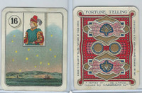 C18-13b Carreras, Fortune Telling (Large), 1926, #16 Ship & Stars