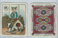 C18-13b Carreras, Fortune Telling (Large), 1926, #18 Dog