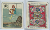 C18-13b Carreras, Fortune Telling (Large), 1926, #32 Moon