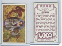 O0-0 Oxo, Furs & Their Story, 1932, #5 Squirrel