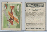 FC9-2 Kellogg's, General Interest - Areoplanes, 1946, #1 Canuck