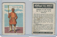 FC9-2 Kellogg's, General Interest - Uniforms, 1946, #11 Yeoman of Guard