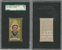 T205 ATC Baseball, 1911, Freddy Parent, White Sox, SGC 60 EX