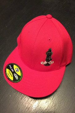 Kids Hydrant Hat Red