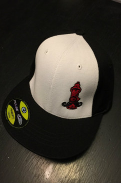 Kids Fearless Hydrant Hat Black/White