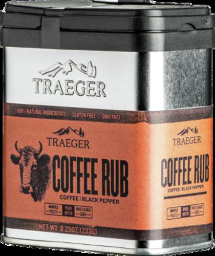 TRAEGER SPC172 COFFEE RUB