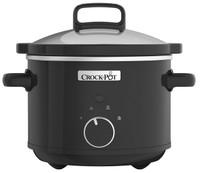 Crock-Pot Slow Cooker 2.4 Litre in Black