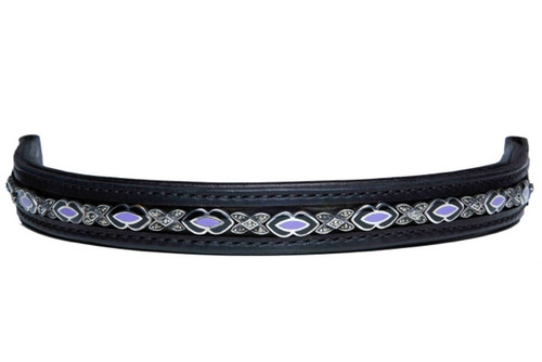 Browband Madison Lavender Design