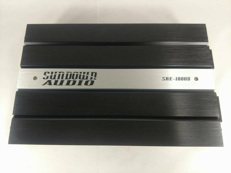 Sundown Audio SAE-1000D V.2
