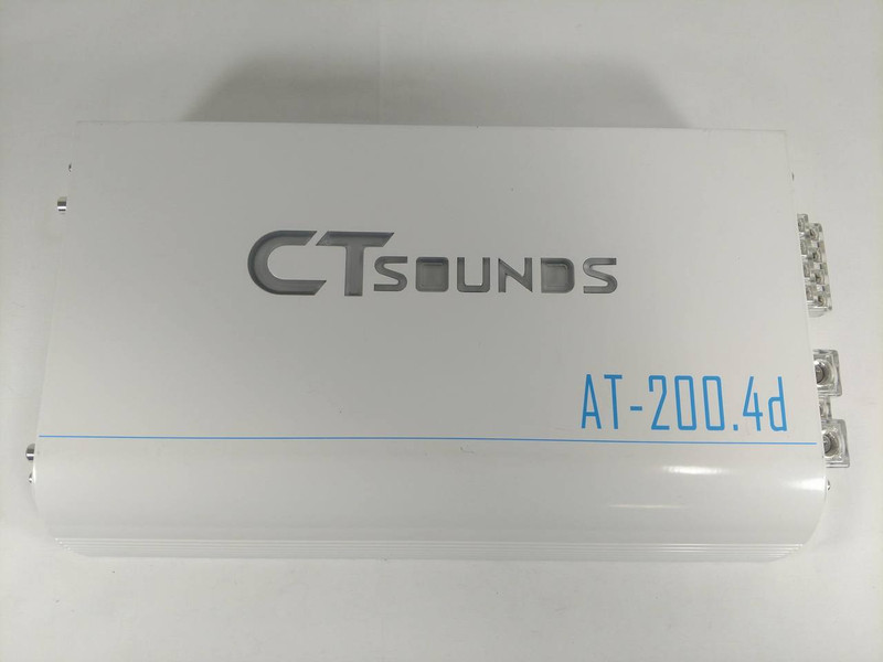 CT Sounds AT-200.4D