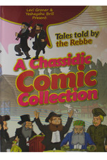 Tales told by the Rebbe | Chassidic Comics