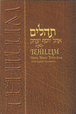 Tehilim With English Translation | Softcover