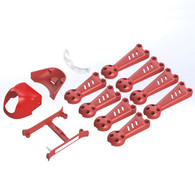 Vortex 150 Mini Crash Kit 1(Red)