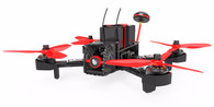 Walkera Furious 215 Race Quad RTF with Devo 7