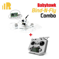 EMAX Babyhawk FPV Racer Quad-Copter(Built-In FrSky Receiver XM+) with FrSky X7 Transmitter RTF