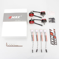 EMAX Power Combo - 4 RS2205S 2300KV RaceSpec Motor with 4 Bullet 30A ESC