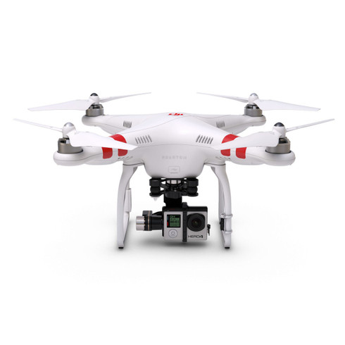 PHANTOM 2 V2.0 WITH H4-3D