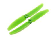 Gemfan Propeller ABS 5040(5x4) Green (CW/CCW) (2 pairs)