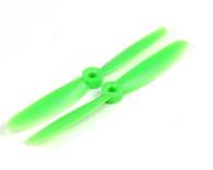 Gemfan Propeller ABS 6045(6x4.5) Green (CW/CCW) (2 pairs)