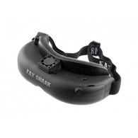 Attitude V3 3D modular RF goggles with fan faceplate