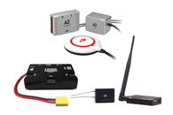 DJI A2 + iOSD Mark II + 2.4G Bluetooth Datalink