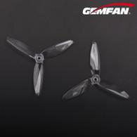 Gemfan Propeller  - Flash 5152 Tri-Blade 2 pairs(2CW+2CCW) Clear