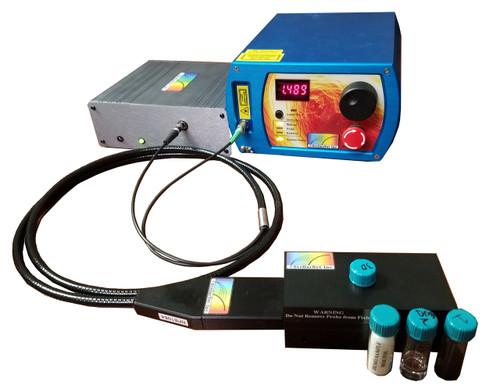 532nm Preconfigured Raman Spectrometer System