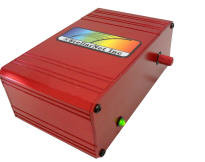 Mini NIR InGaAs spectrometer. Choose between 512 and 1024 pixels for highest resolution!