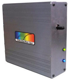 SILVER-Nova High Sensitivity Fiber Optic Spectrometer