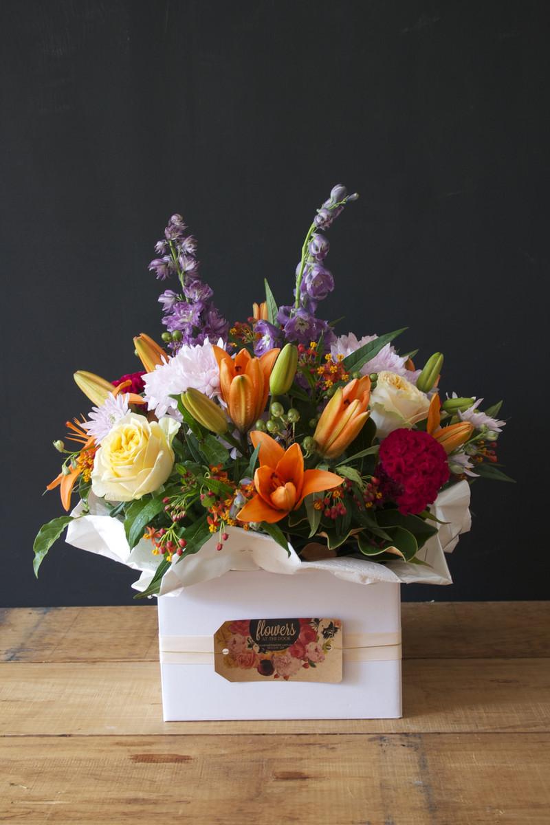 Vibrant Flower Arrangement