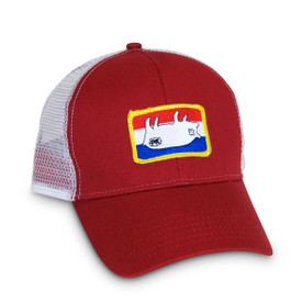 The New PK Pig Trucker Hat