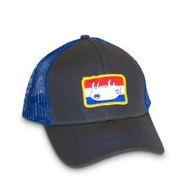 The New PK Pig Trucker Hat