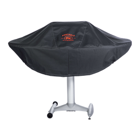 The PK360 Grill & Smoker standard grill cover.