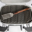 The PK360 5-panel GrillGrate set with Grill Tool