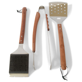 Vineyard 3 Piece Grill Set