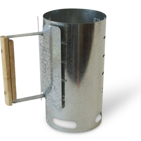Aluminized Steel Charcoal Chimney by Lodge