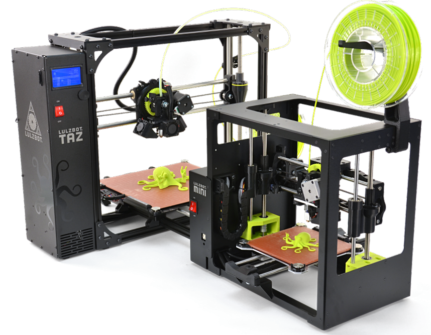 Featured at CES in Las Vegas, this 3D printer is perfect for beginners or businesses