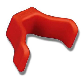 Fiamma Carry-Bike Red Rail End Cap (98656-079)