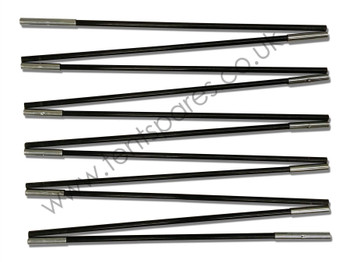 Vango Beta 450 XL Black Coded Fibreglass Main Pole 2013-2016
